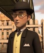 Mr.Percival
