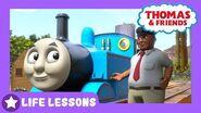Thomas & Friends Thomas Makes a Mistake Life Lessons Kids Cartoon