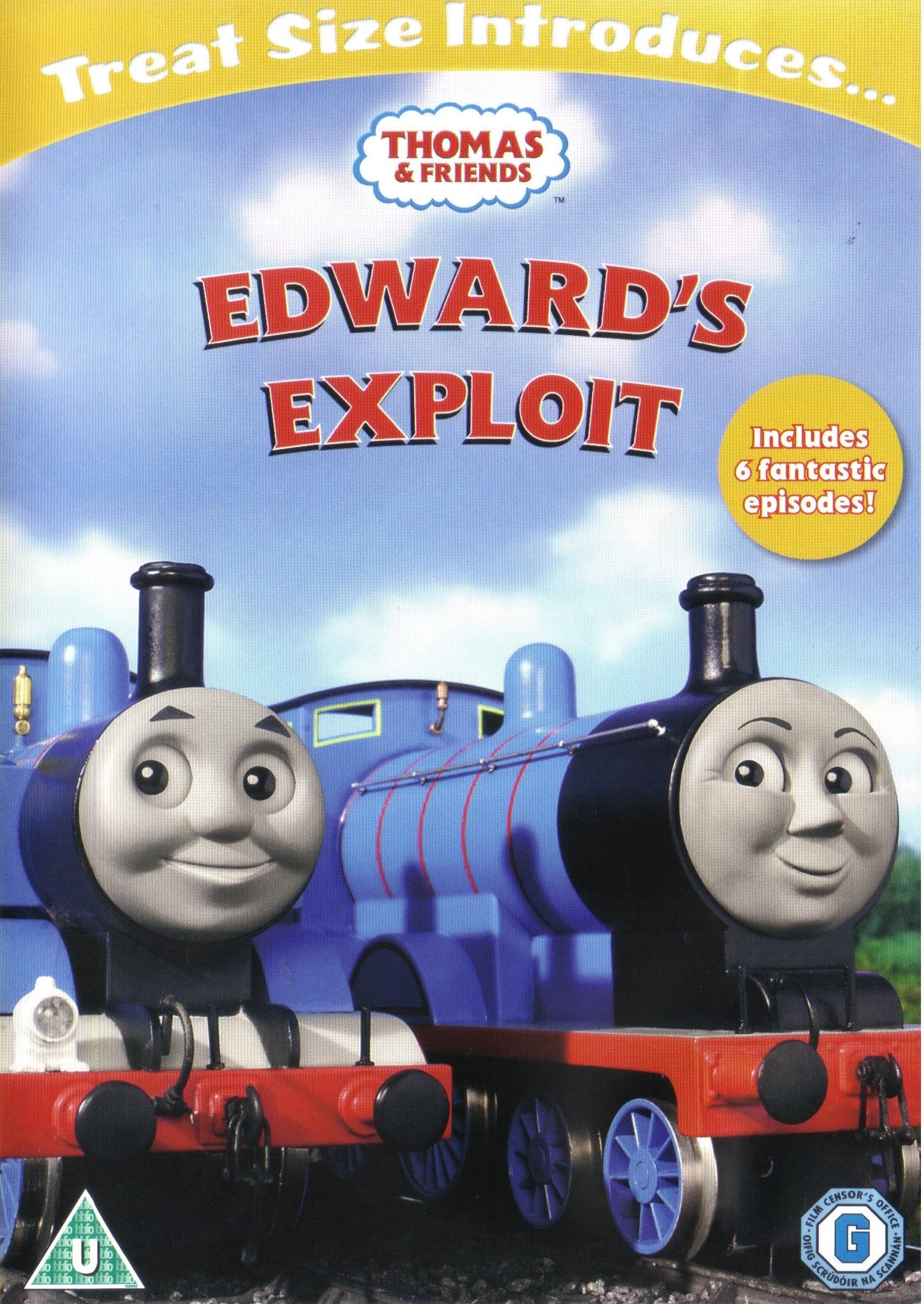 Edward's Exploit (UK DVD)
