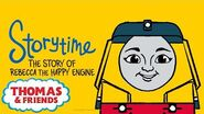Thomas & Friends™ The Story of Rebecca the Happy Engine NEW Story Time Podcast for Kids