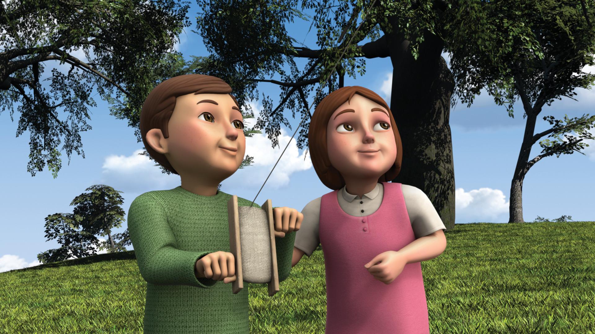 Thomas and the Runaway Kite