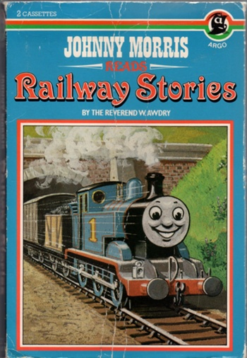 Johnny Morris Reads Railway Stories