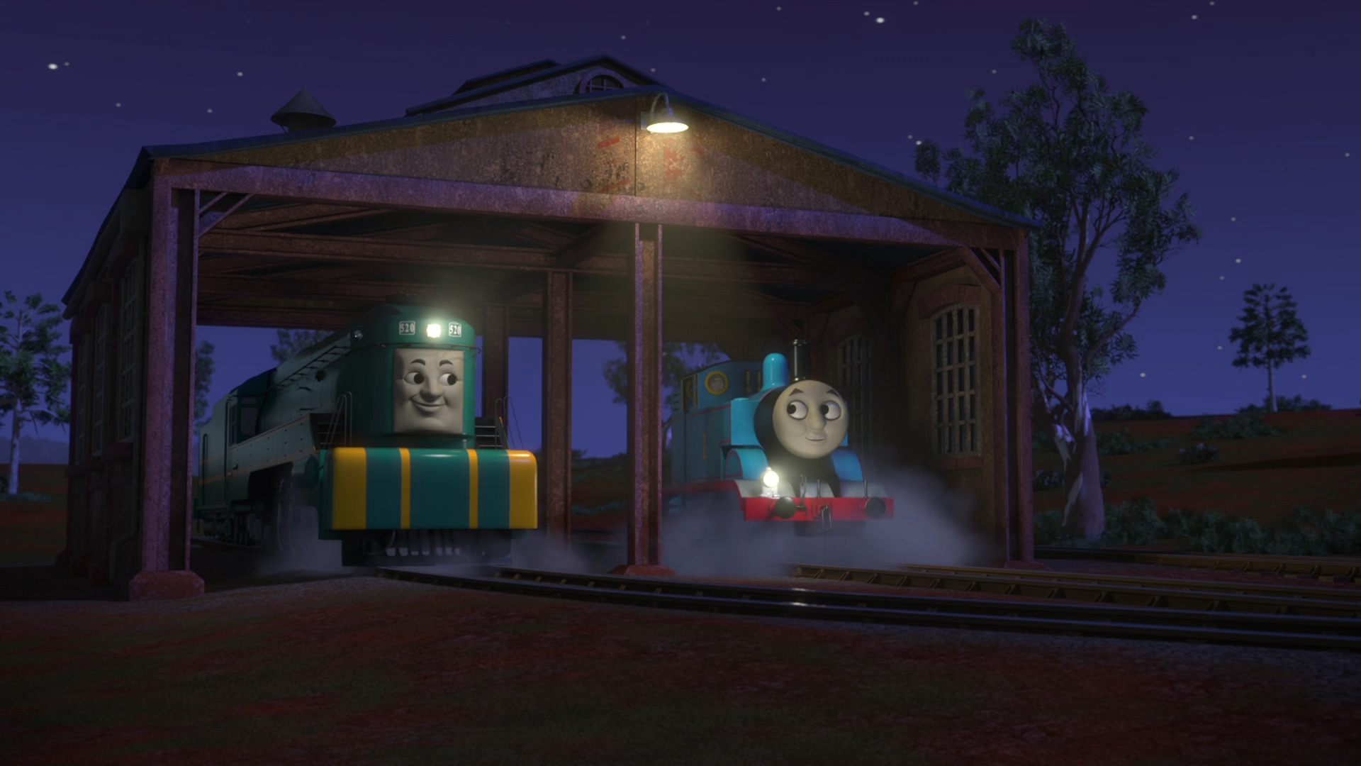 Shane's Shed