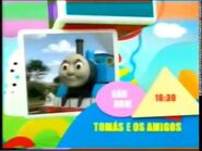 Thomas And Friends- Canal Panda Portugal Promo (2012)