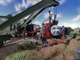 תומס ורכבת החילוץ