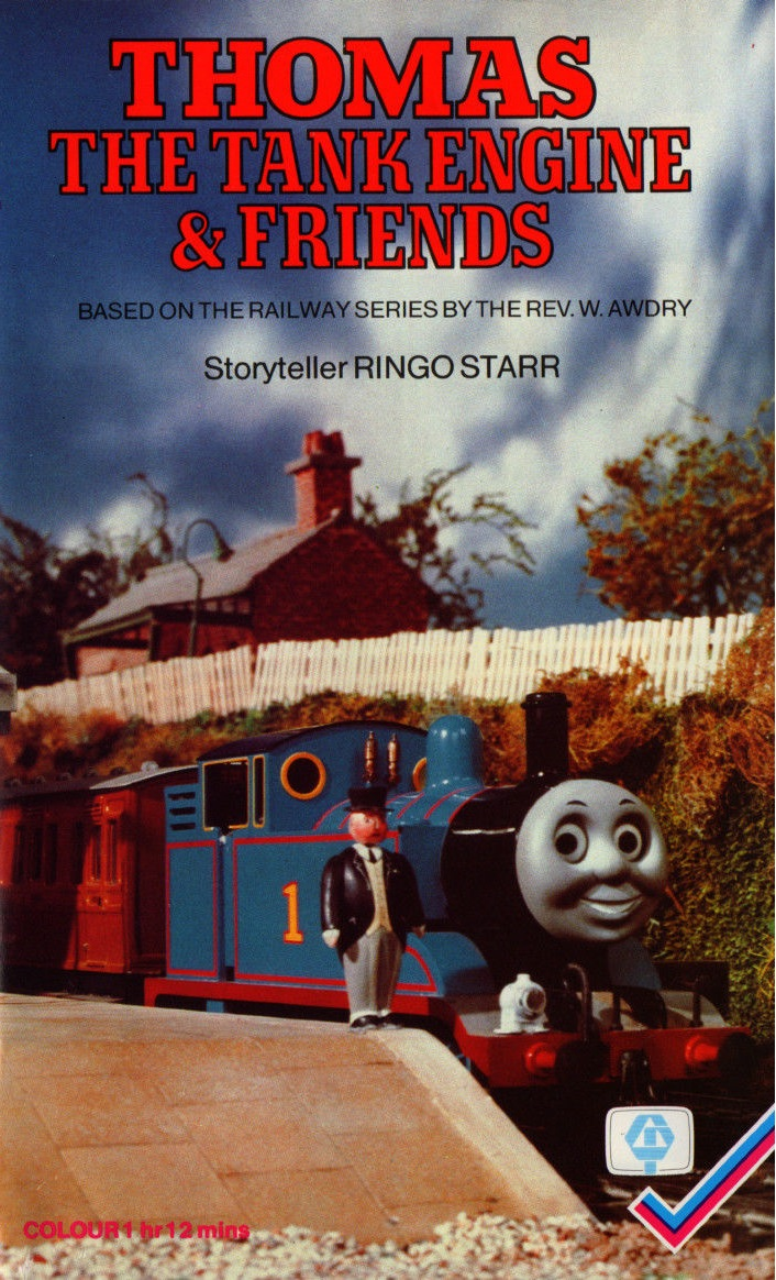 Thomas the Tank Engine and Friends Cassette 1