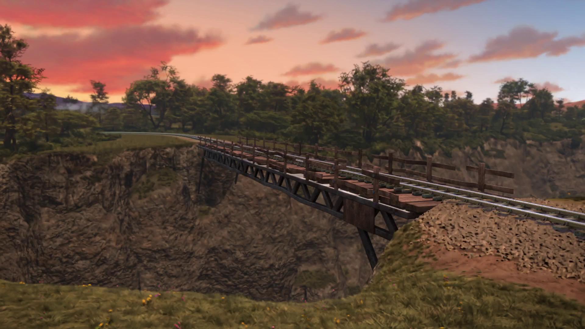 The Rickety Old Bridge