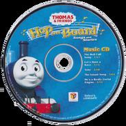 HoponBoardSongsandStoriesCDdisc