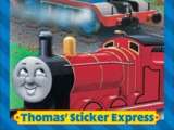 Thomas' Sticker Express