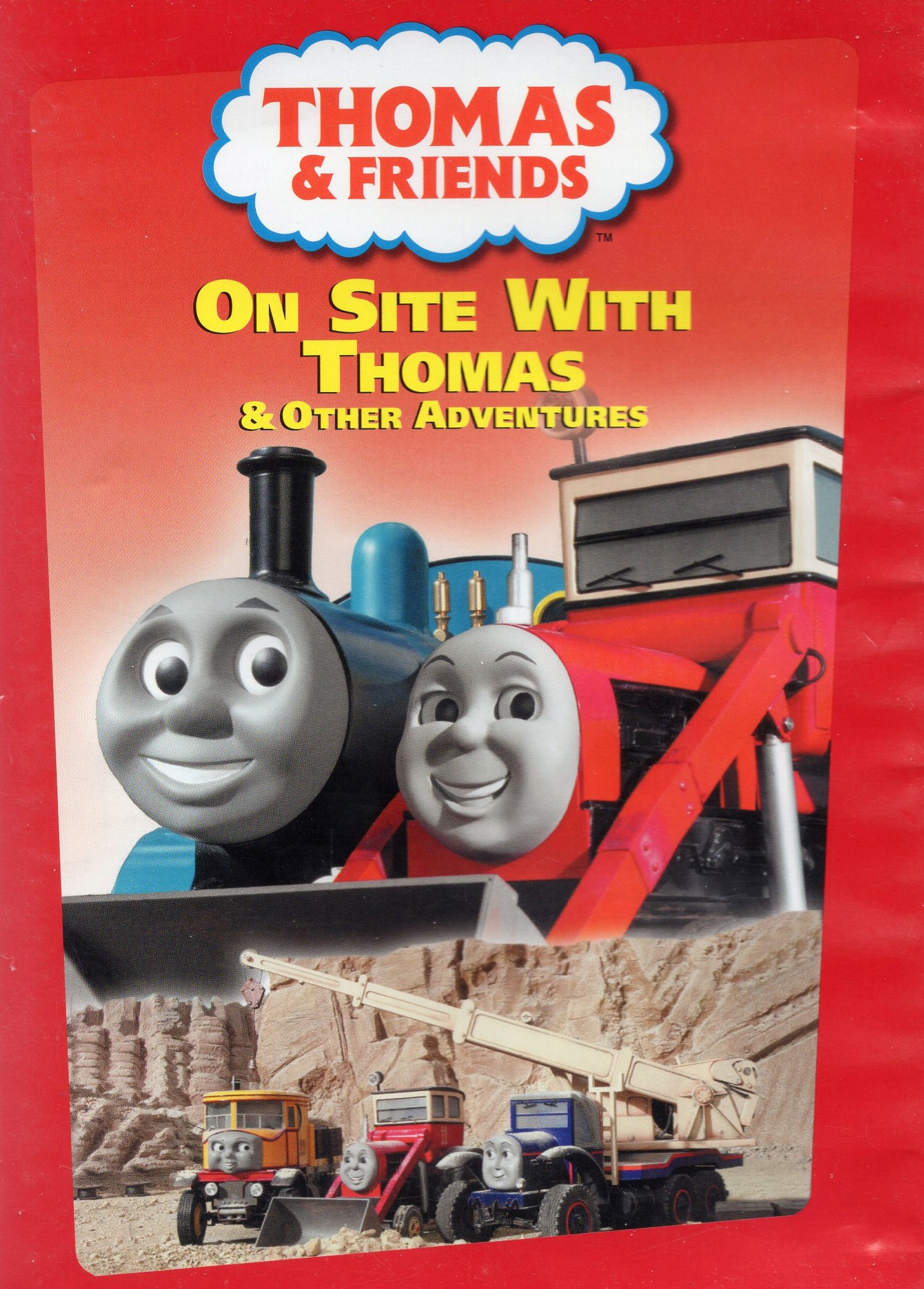 On Site with Thomas and Other Adventures