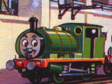 Percy/Behind the Scenes