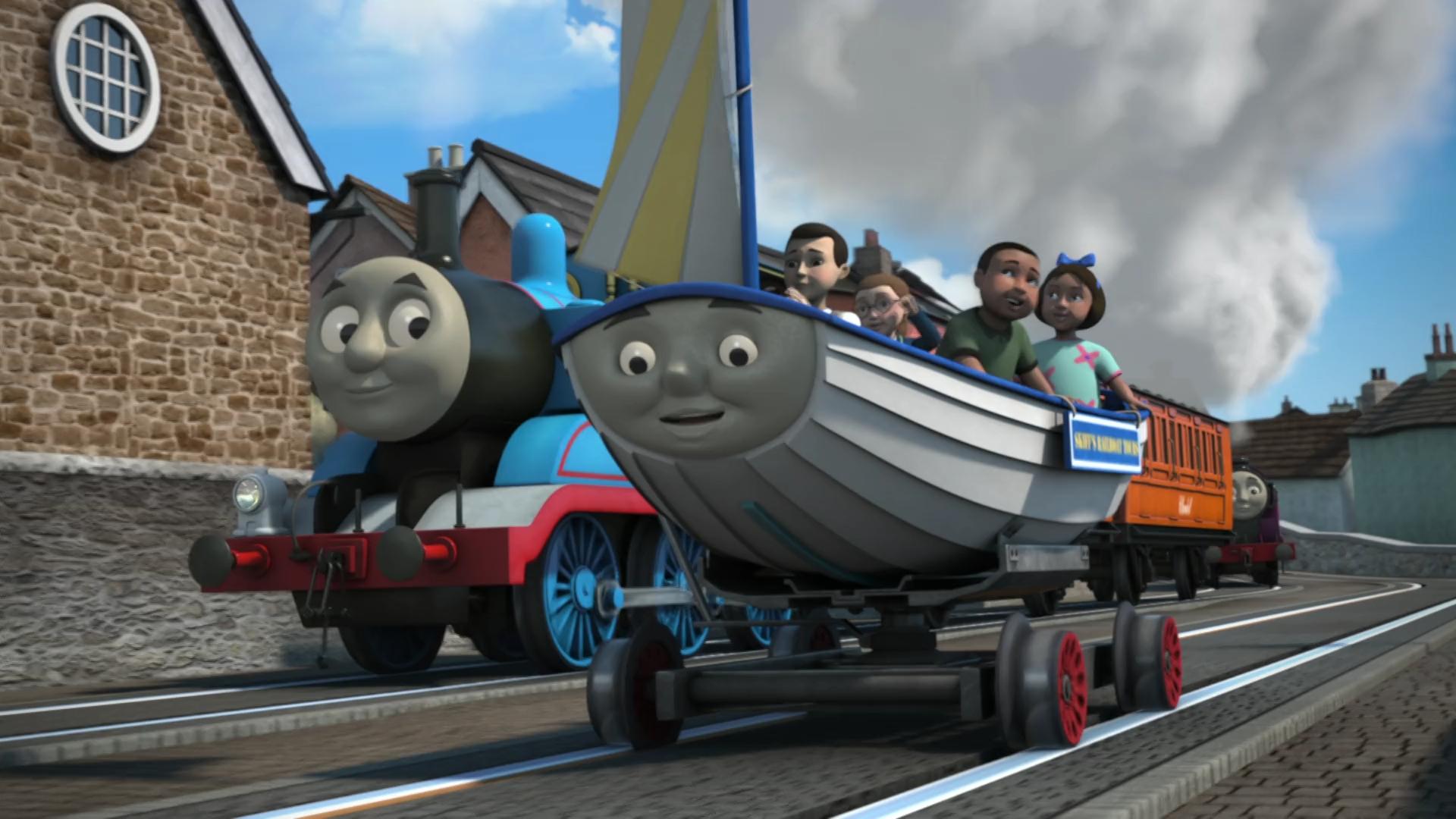Skiff's Railboat Tours