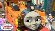 Thomas & Friends UK All Aboard for Global Goals Call to Action