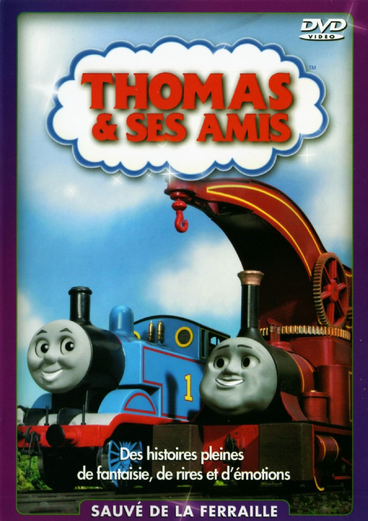Saved from Scrap (French DVD)