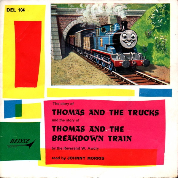 Thomas and the Trucks and Thomas and the Breakdown Train