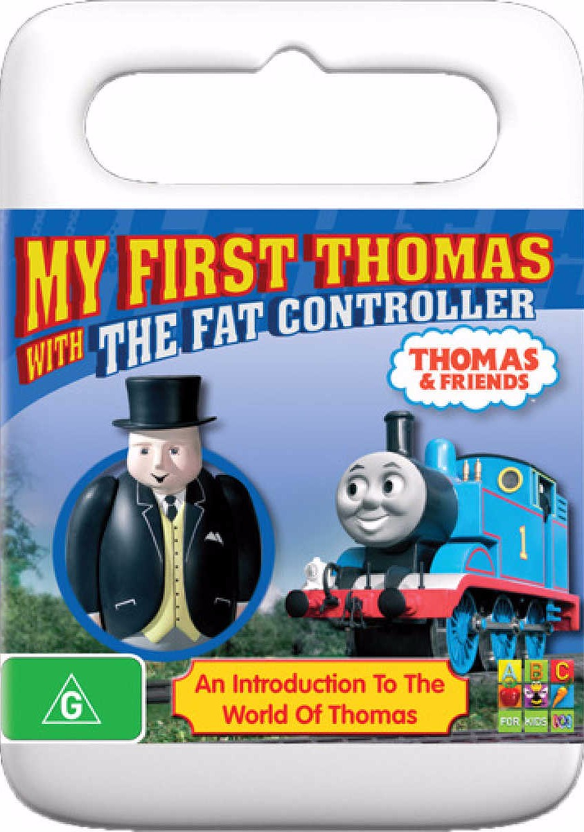 My First Thomas with The Fat Controller