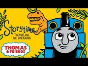 Thomas & Friends™ - Thomas and the Dinosaurs Storytime - NEW - Story Time - Podcast for Kids