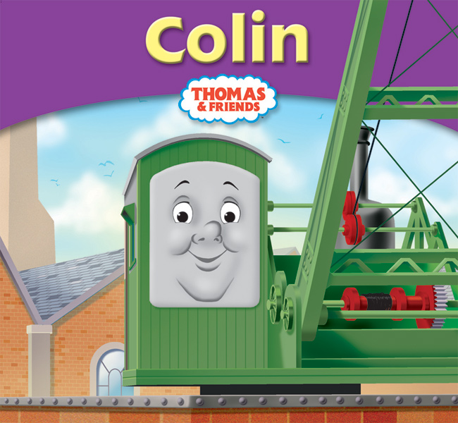 Colin (Story Library Book)