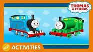 How Are Thomas and Percy Different? - American Narration
