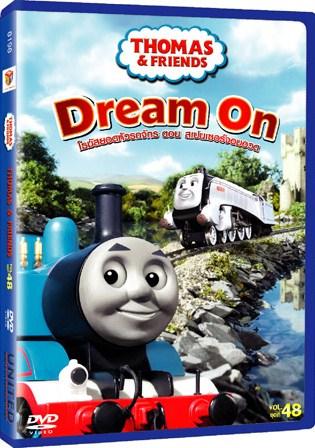 Dream On (Thai DVD)