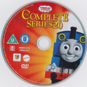 TheCompleteSeries20DVDdisc