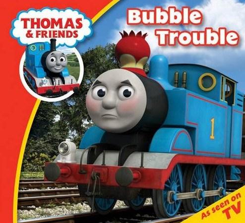 Bubble Trouble (book)