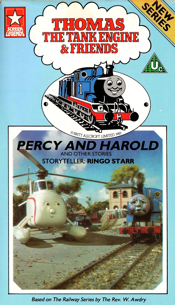 Percy and Harold and Other Stories