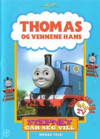 Stepney Gets Lost (Norwegian VHS/DVD)