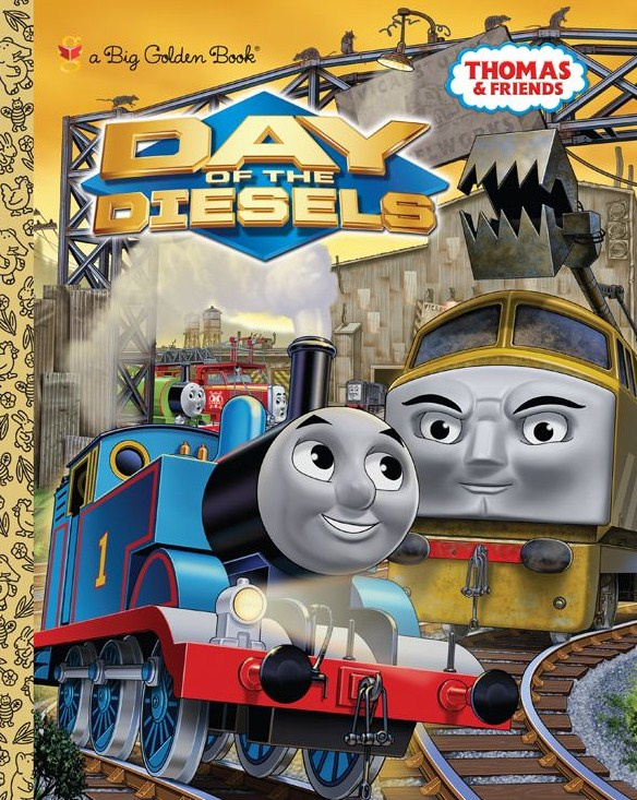 Day of the Diesels (book)