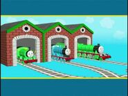 Which Engine Should Go To Which Building? Learning Segment - Thomas & Friends