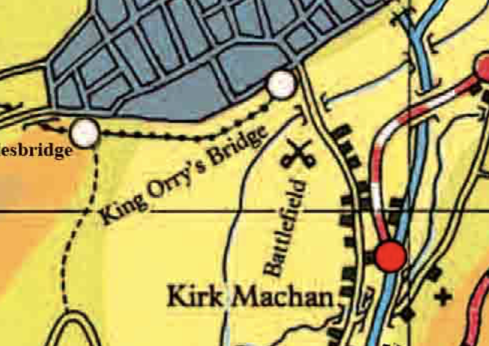 King Orry's Bridge (station)