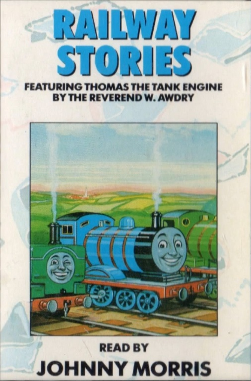 Railway Stories featuring Thomas the Tank Engine (cassette)