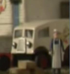 Sodor Bakery Van