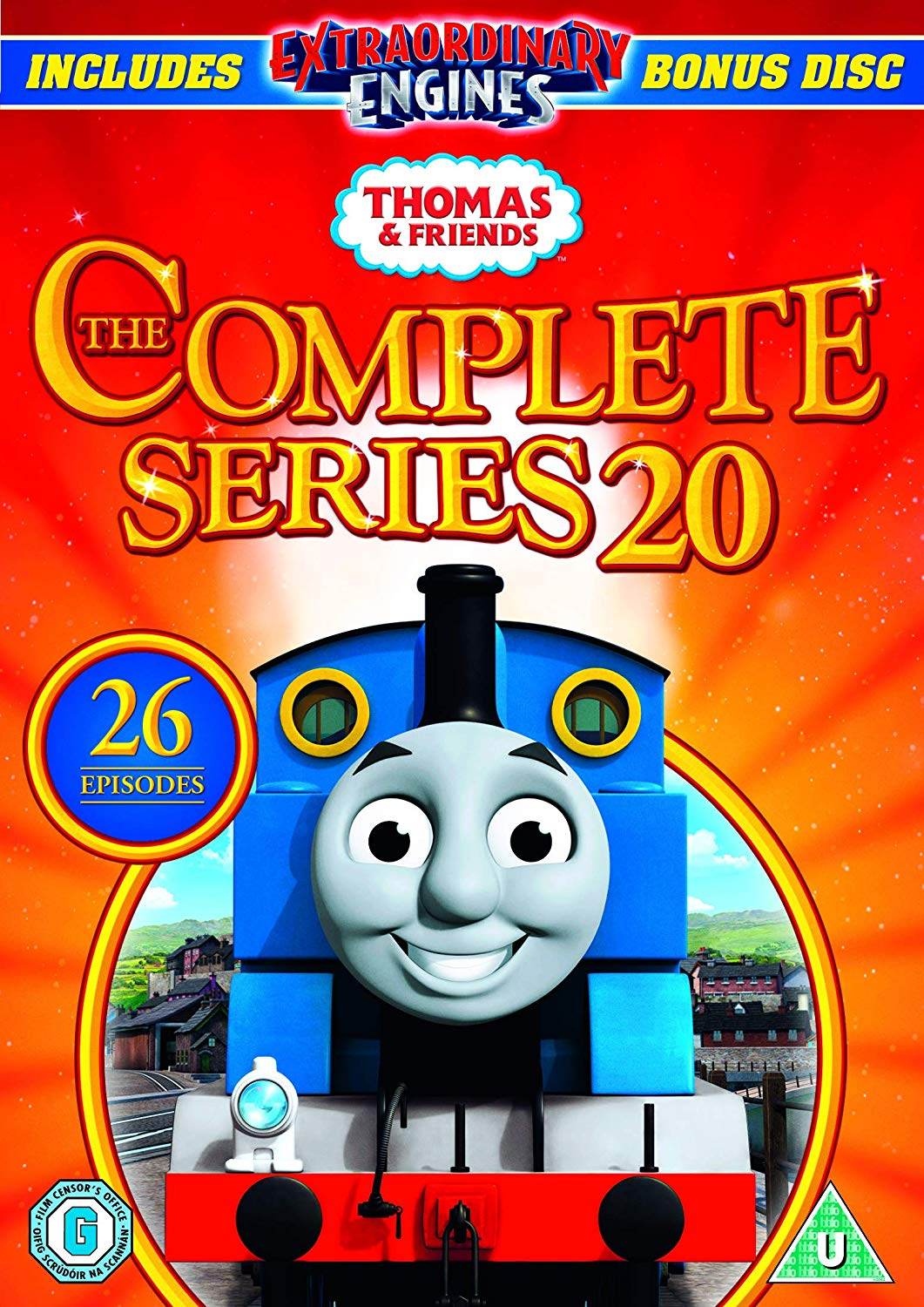 The Complete Series 20