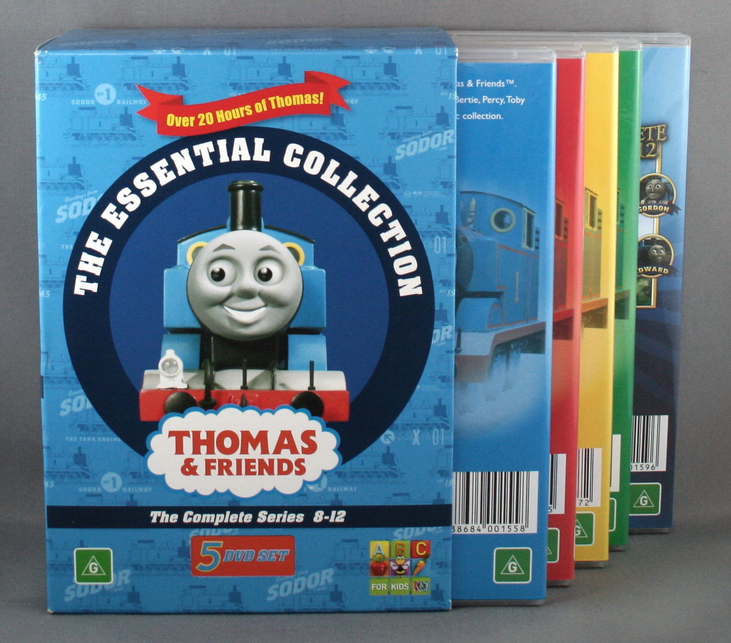 The Essential Collection (5 DVD Box Set)