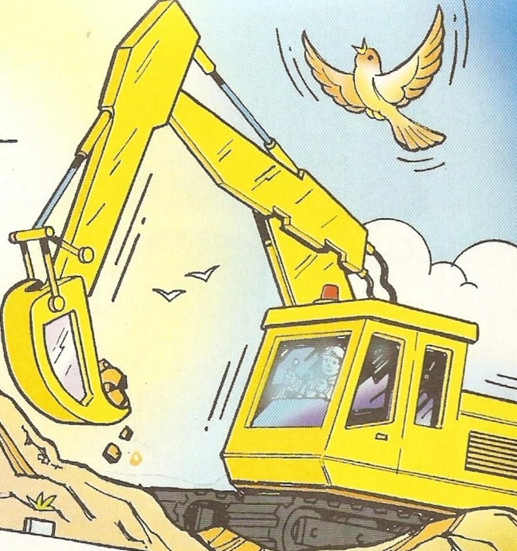 The Excavator