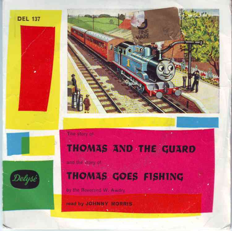 Thomas and the Guard and Thomas Goes Fishing