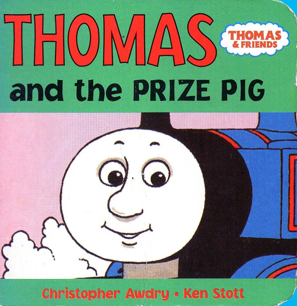 Thomas and the Prize Pig