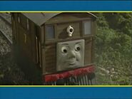 Toby is Surprised to See..