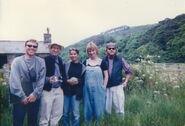 Britt Allcroft, Oleg Sarytiski, Paul Ryan, Shelly Skinner and David Coombs