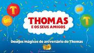 Thomas'MagicalBirthdayWishesBrazilianPortugueseLogo