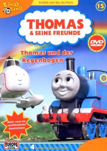 Thomas and the Rainbow (German DVD)