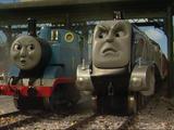 Topped Off Thomas