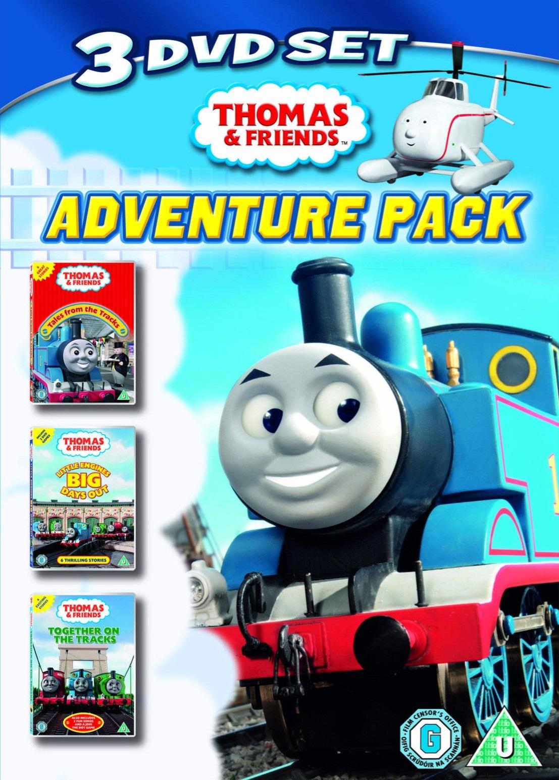 Adventure Pack (UK DVD)