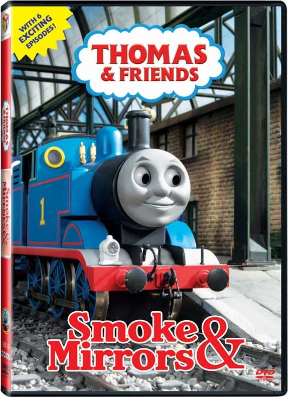Smoke and Mirrors (South African DVD)