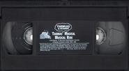 Thomas'MagicalMusicalRideVHStape