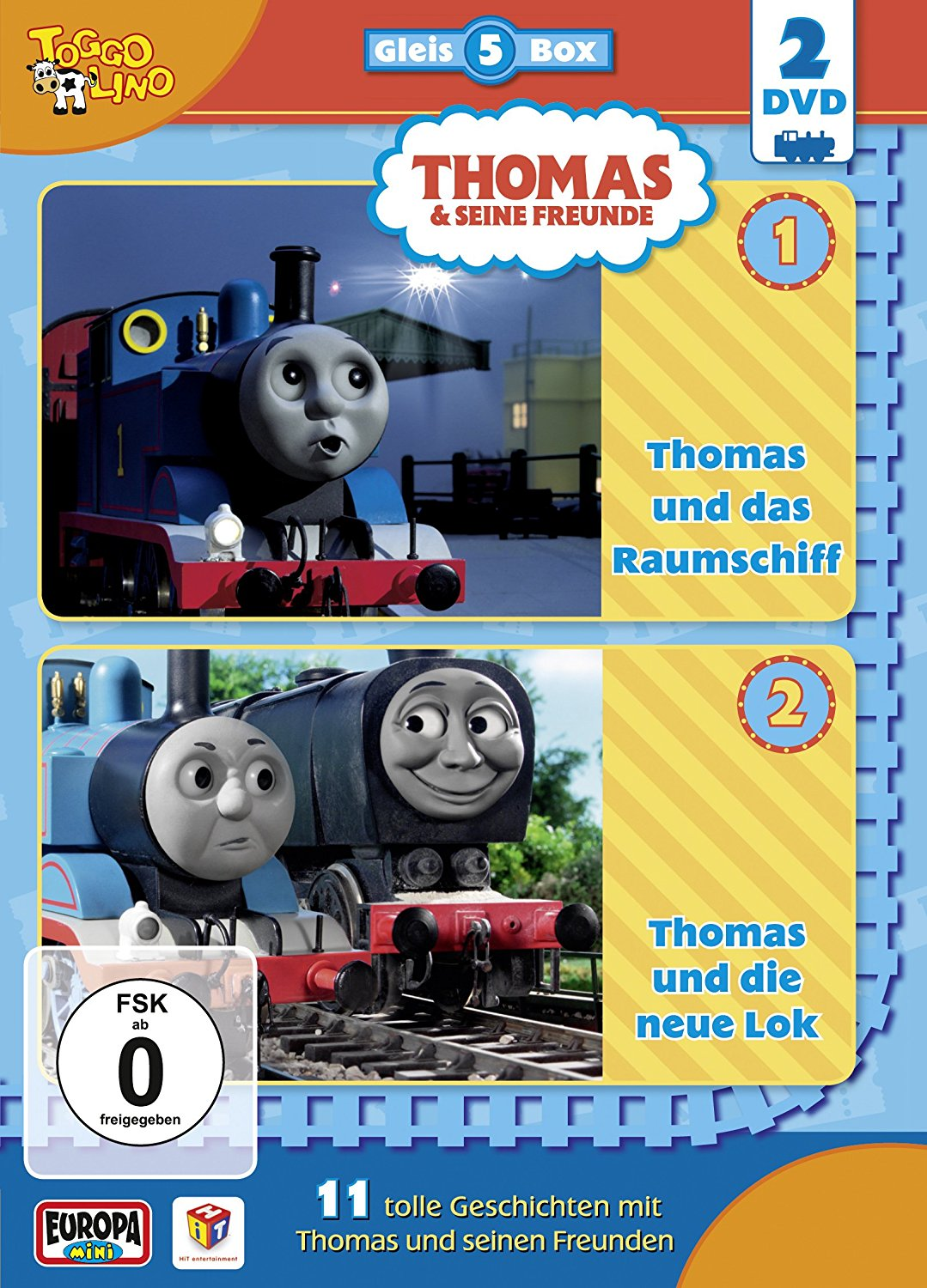 11 Great Stories with Thomas and his Friends