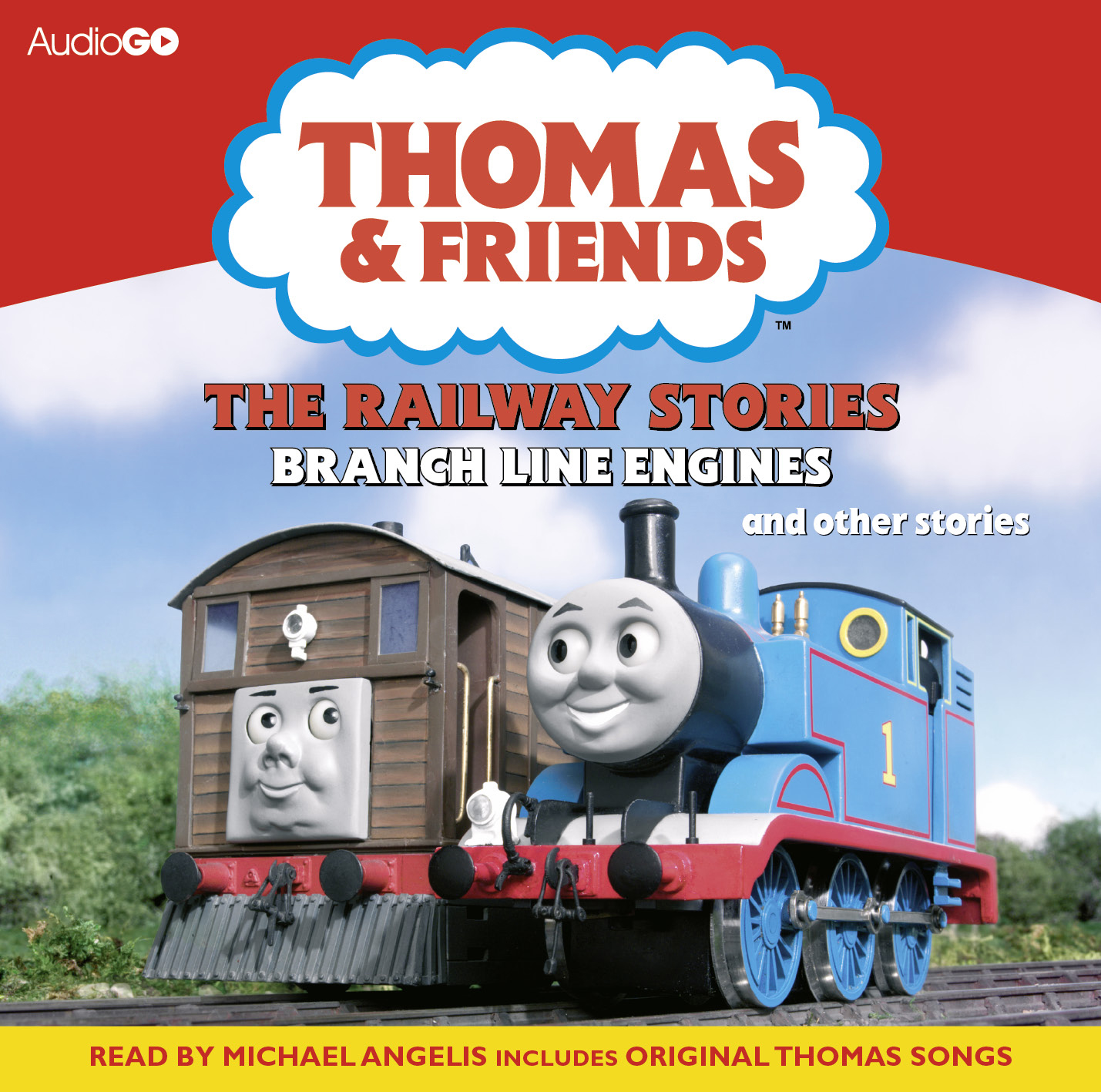 The Railway Stories: Branch Line Engines and other stories