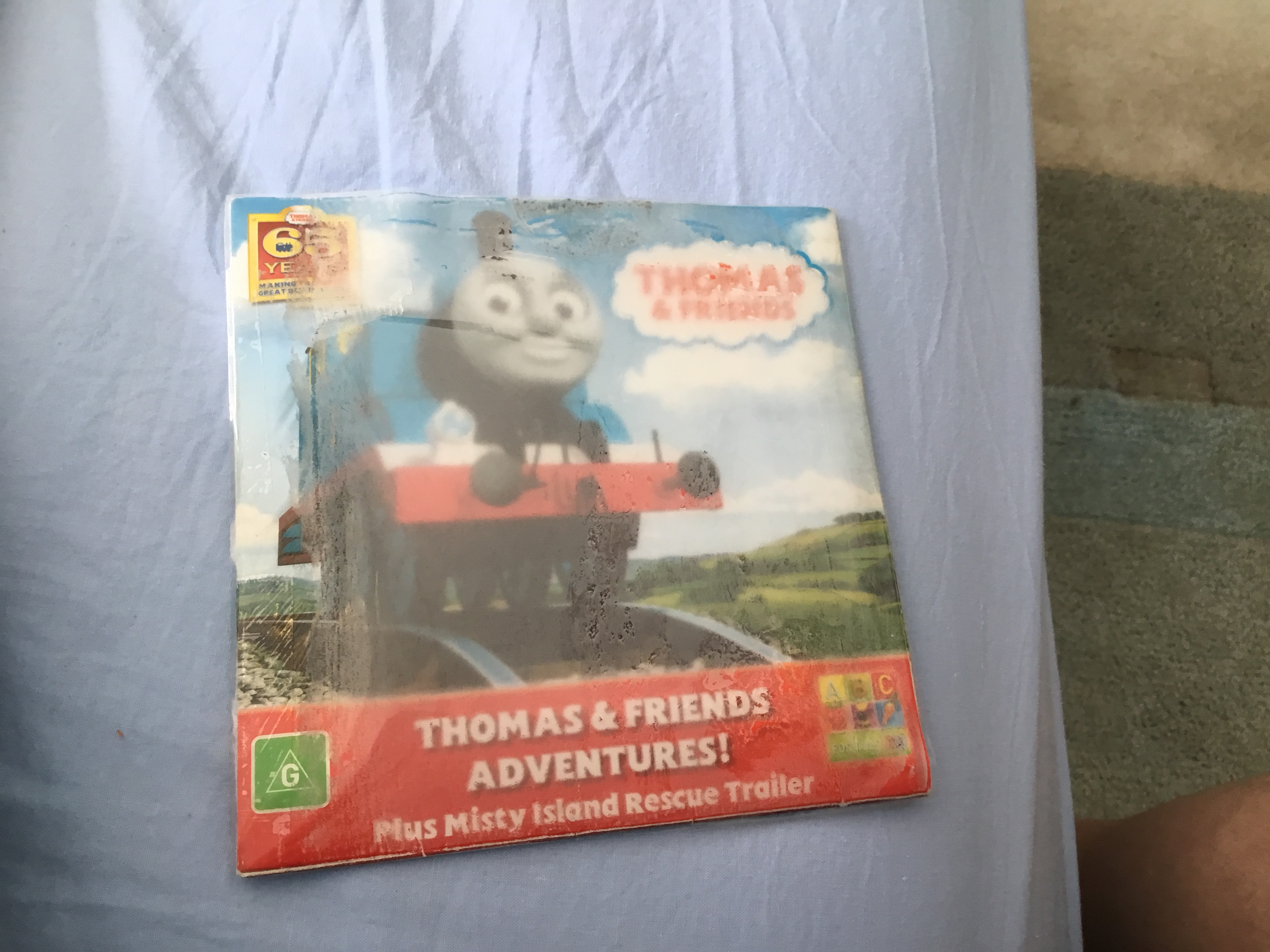 Thomas & Friends Adventures! (Australian DVD)
