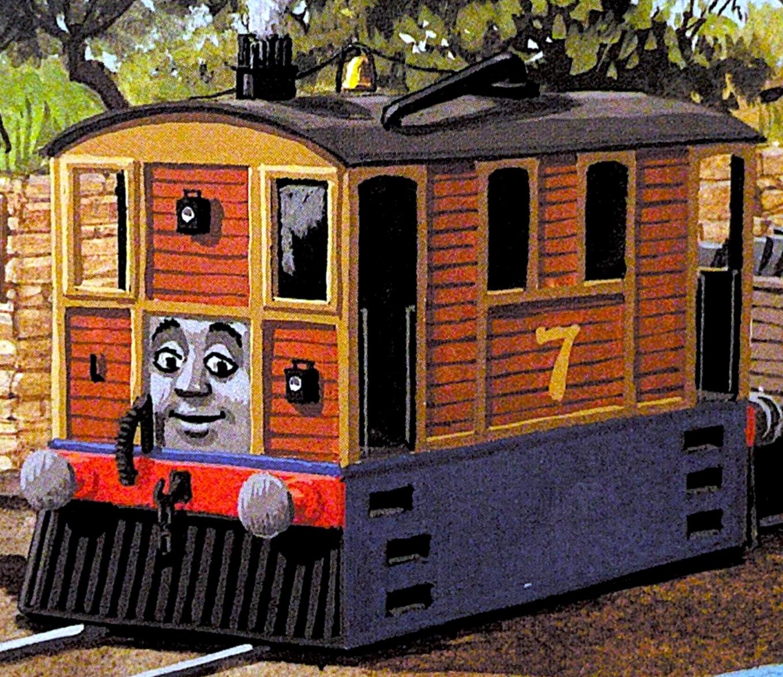 Toby Thomas The Tank Engine Wikia Fandom